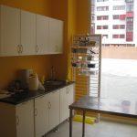Centro veterinario en Valladolid Acumás. terapias holísticas veterinarias. Sala