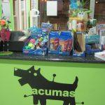 Centro veterinario en Valladolid Acumás. terapias holísticas veterinarias. Mostrador