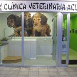 Centro veterinario en Valladolid Acumás. terapias holísticas veterinarias. Fachada