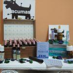 Centro veterinario en Valladolid Acumás. terapias holísticas veterinarias. Productos